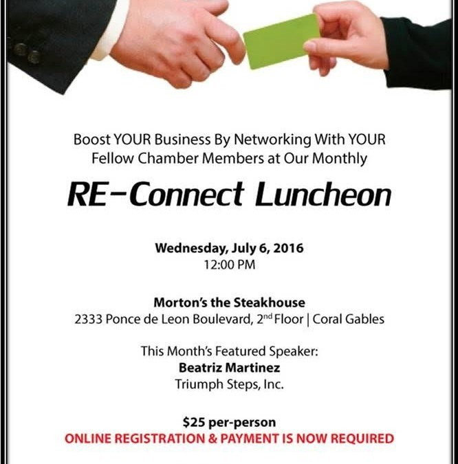 RE-Connect Luncheon