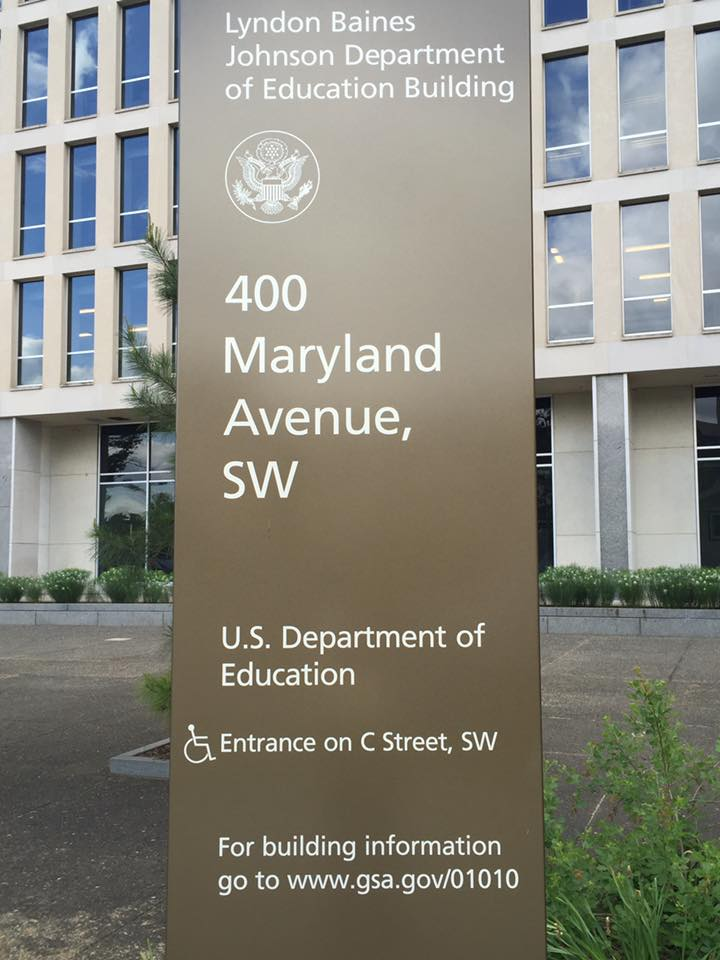 U.S Department of Education